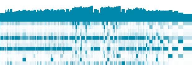 Philip Glass String Quartet #5, 2nd Movement