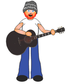 George as a digital busker