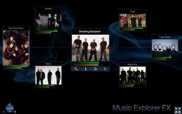 javafx | Music Machinery
