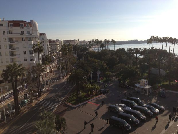 Hacker-eye view of Cannes