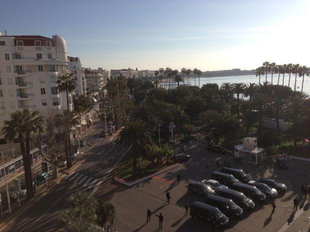 Hacker-eye view of Cannes