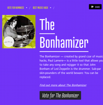 The Bohnamizer
