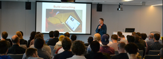 Build Something! - key advice for a Music Hack Day