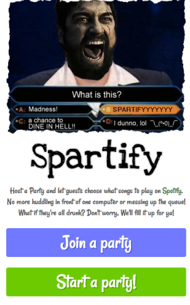 Spartify
