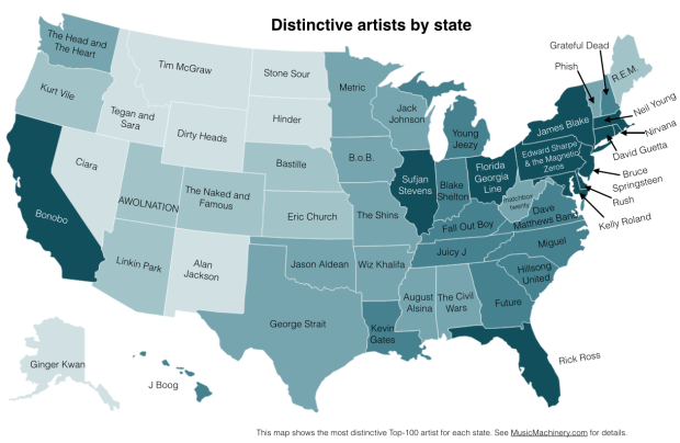 distinctive_artist_map